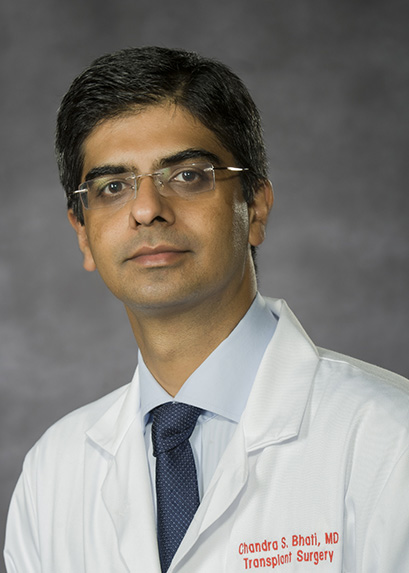 Chandra Bhati, MD