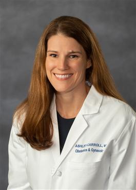 Ashley Carroll, MD