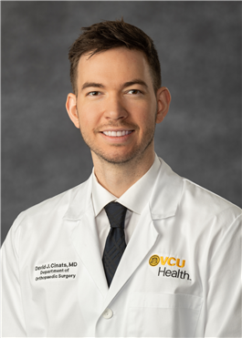 David J Cinats, MD
