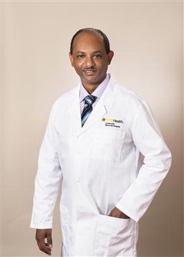 Binyam A Dessie, MD