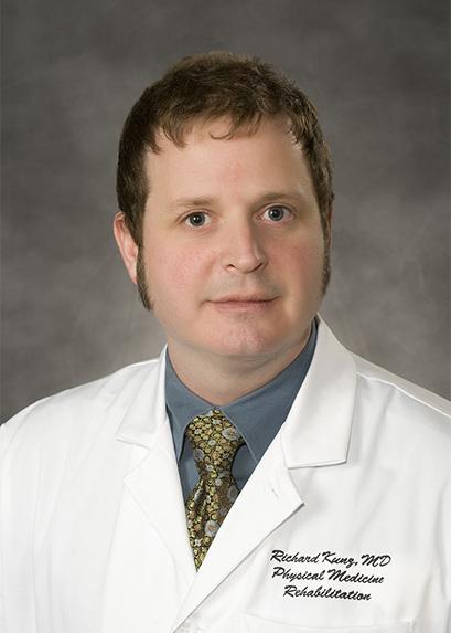 Richard D Kunz, MD