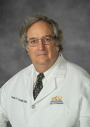 Thomas P Loughran, MD