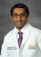 Tejas T Patel, MD
