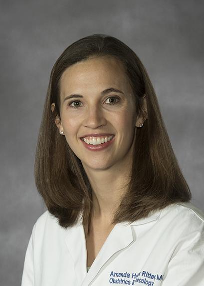 Amanda H Ritter, MD