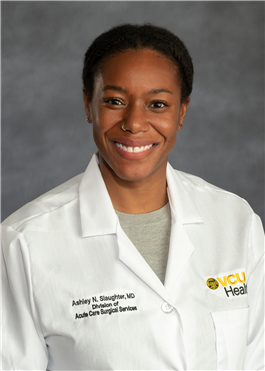 Ashley Slaughter, MD