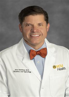 Eric D Swisher, MD
