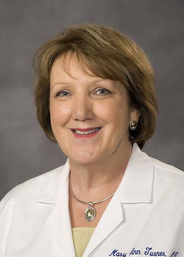 Mary Turner, MD