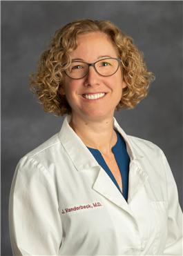 Jennifer L Vanderbeck, MD