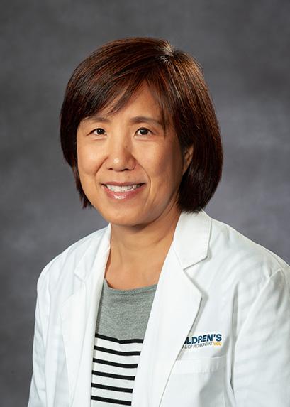Image of Zhihong Wang, M.D., Ph.D.